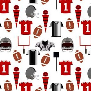 ohio state football, sports, red and grey, red and charcoal, college football