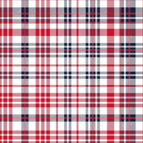 ole miss plaid - tartan, check, navy and red check, navy and red tartan, - college football