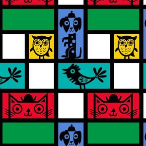 critter grid