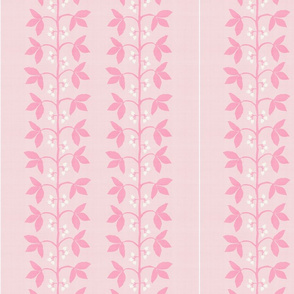 Custom Berry Vine Pink Banding