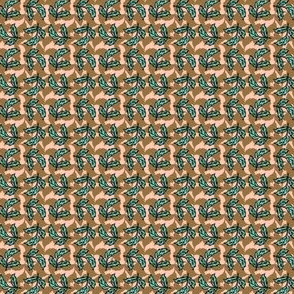 rose leaves 4a