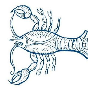 Yukata Lobster White