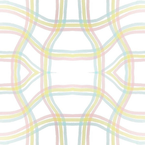 Pastel Plaid Pattern