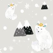 polar fox moutain