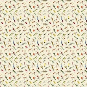 Fishing lures small