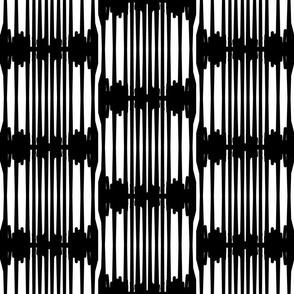 Ebony Bars-Black