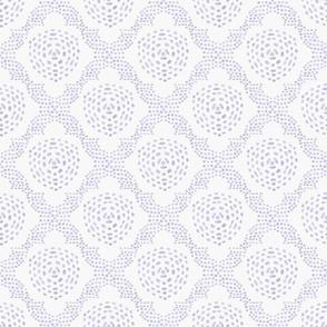 Batik Trellis - Lavender