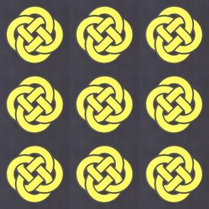 Galaxy Gold Center Knot