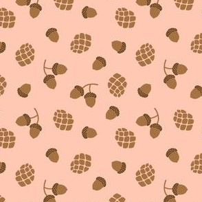 Cones and Acorns