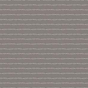 Barbed Wire dark Grey
