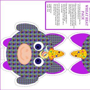 PIG AND UNICORN 54 X 18