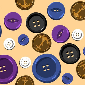 Granny's Vintage Buttons