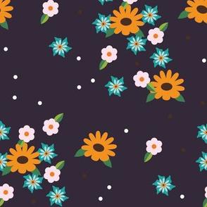 Flower Games Main / Purple