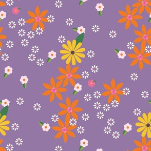 Flower Games Transition / Lilac