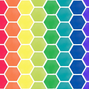 color collector hexagons