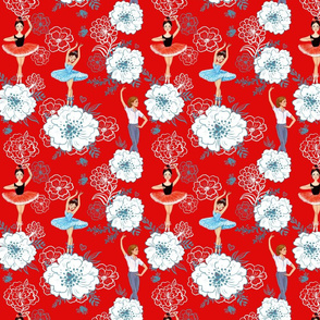 ballerina Wallpapers for children's room
