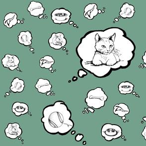 Dogs pure Dreams (green)