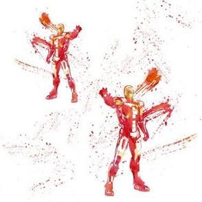 Iron Super Hero