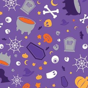 Spookyween (Purple)