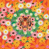 Tiny Sunshine Lion Flower / Brick