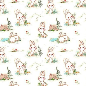 Woodland Bunnies