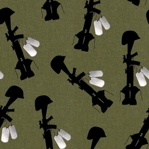 Fallen Soldiers (tossed)
