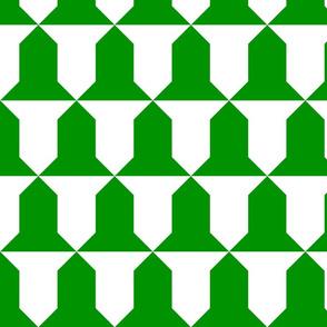 Vairy argent and vert