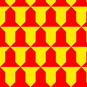 Vairy Or and gules