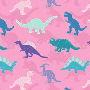 Dreamy Dinosaurs