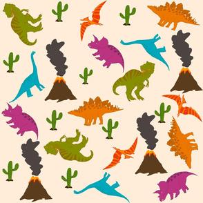 Dinos Roar
