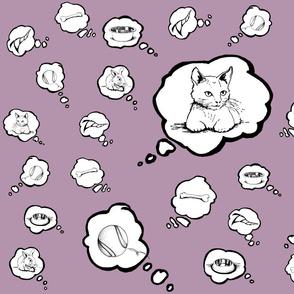 Dogs pure Dreams (lilac)