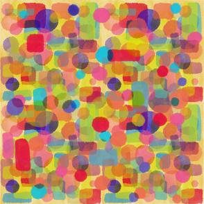 Dots of Watercolor