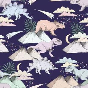 Celestial Dinosaurs