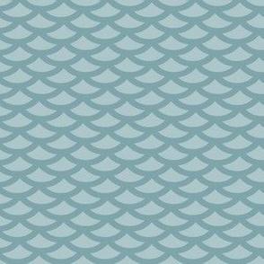 Scallop Blender Blue