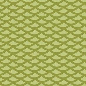Scallop Blender Green