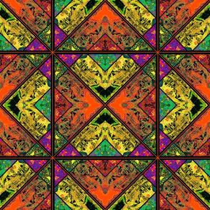 vintage grid