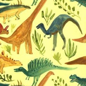 Dinousars