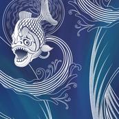 ★ MEGAPIRANHA PARANENSIS ★ Prehistoric Fish