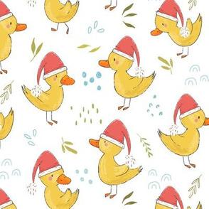 Christmas Ducklings