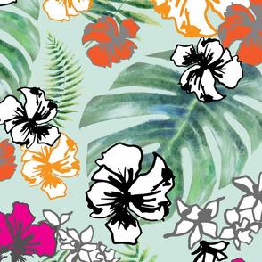 Honolulu's gardens_ZZ168 pattern