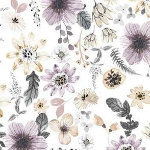 Medium // Antique Florals