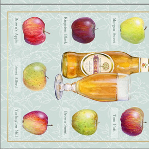 Cider TeaTowel