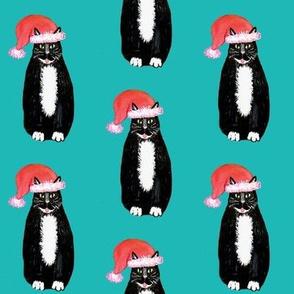 Cat Santa  // santa  Claws