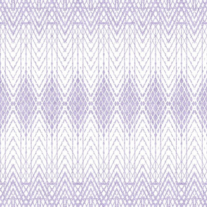Snakeskin Pattern in Pale Lilac Reversed
