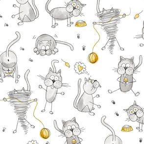 Fat Cat Frenzy