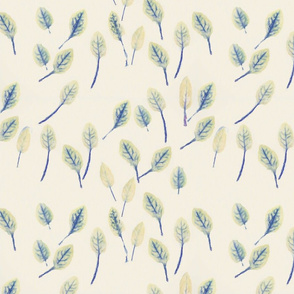 The Sorrell Herb -EcoPrint