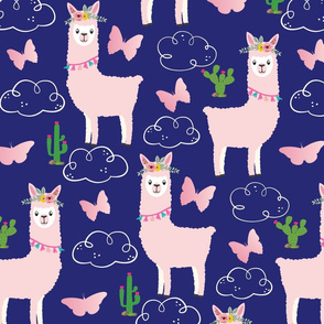 Llamas_blue