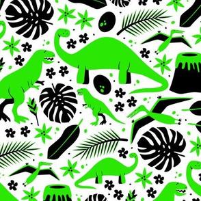 Dino-roar! (Green)