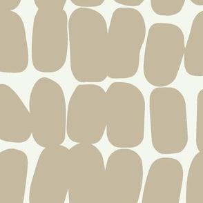 Pebbles  beige