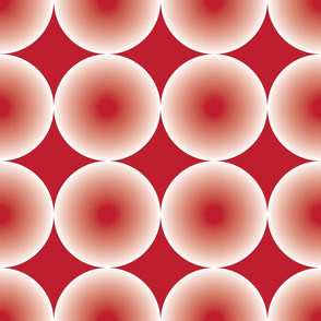 Radial Red